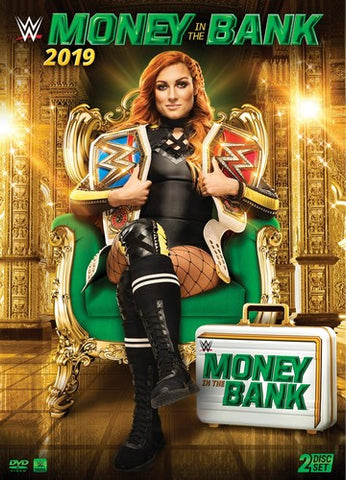 WWE - Money In The Bank 2019 - DVD