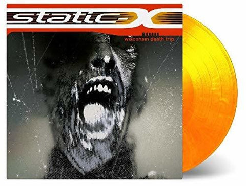 Static-X - Wisconsin Death Trip - (Holland - Import) Ltd. 180G - (Vinyl LP Album)