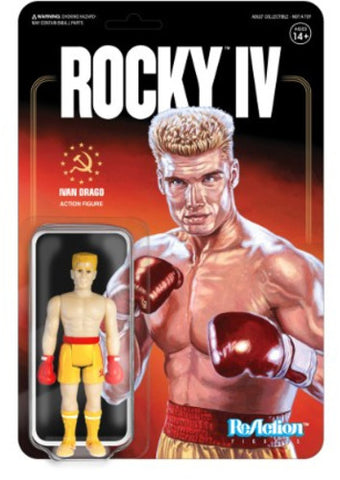 Rocky 4 - Ivan Drago - Vinyl Figure - Licensed - New In Pack
