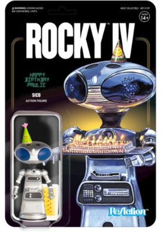 Rocky 4 - Paulie's Robot - Vinyl Figure - Licensed - New In Pack