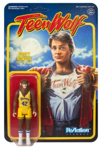 Teen Wolf - Action Figure - Scott Howard Varsity Edition - Collector's - Licensed New