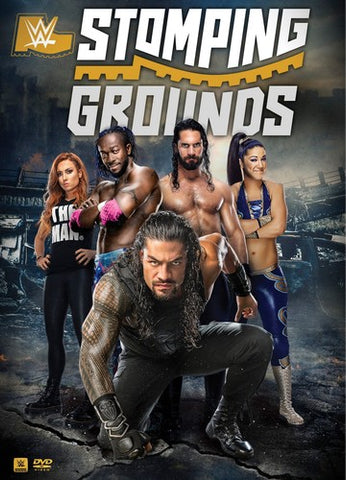 WWE - Stomping Grounds 2019 - DVD