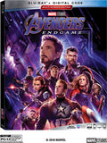 Avengers Endgame - 2019 - 4K Ultra HD Or Blu-ray