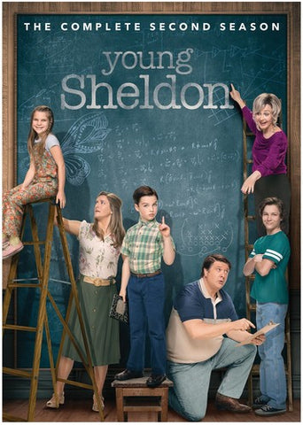 Young Sheldon - The Complete Second Season - 2019 - DVD