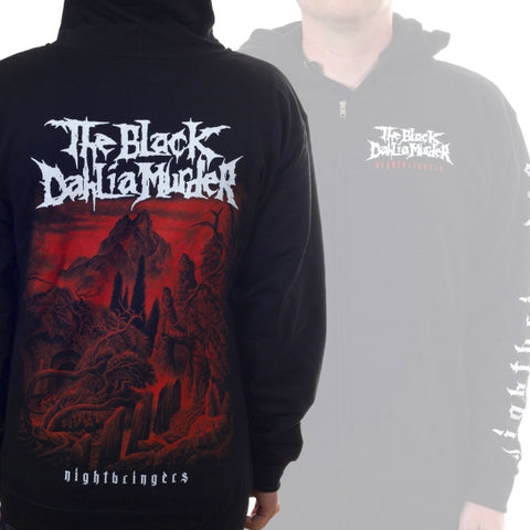The Black Dahlia Murder - Nightbringers Zip Hoodie