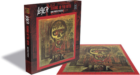 Slayer - Seasons In The Abyss - 500pc - Boxed-UK Import-Puzzle