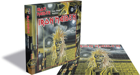 Iron Maiden - Iron Maiden - 500pc - Boxed-UK Import-Puzzle