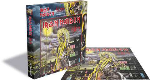 Iron Maiden - Killers - 500pc - Boxed-UK Import-Puzzle