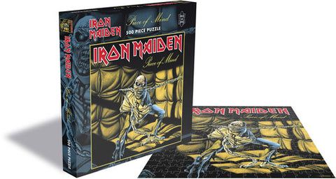 Iron Maiden - Piece Of Mind - 500pc - Boxed-UK Import-Puzzle
