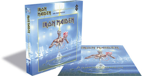 Iron Maiden - Seventh Son Of A Seventh Son - 500pc - Boxed-UK Import-Puzzle