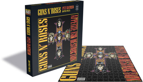 Guns N' Roses - Appetite For Destruction 2 - 500pc - Boxed-UK Import-Puzzle