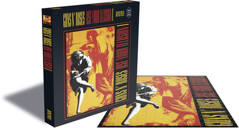 Guns N' Roses - Use Your Illusion 1 - 500pc - Boxed-UK Import-Puzzle