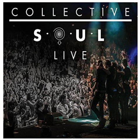 Collective Soul - Live (CD Or Vinyl LP Album)