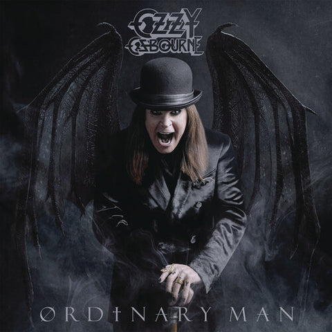Ozzy Osbourne - Ordinary Man - 2020 (CD Or Vinyl LP Album)
