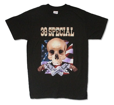 38 Special - Flag Guns Tour - T-Shirt