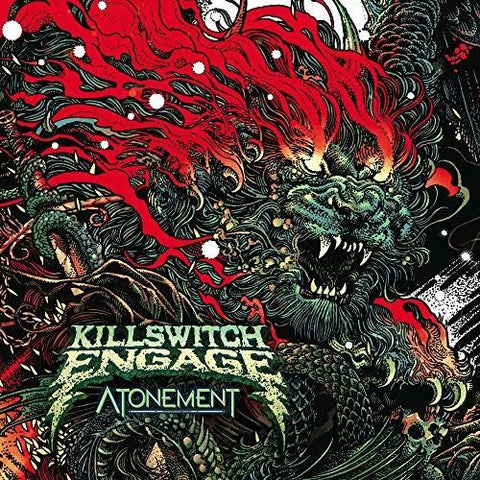 Killswitch Engage - Atonement - 2019 - (CD Or Vinyl LP Album)