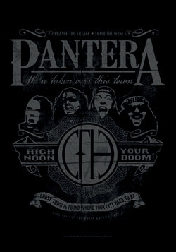 Pantera - High Noon Flag