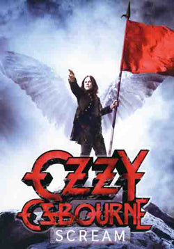 Ozzy Osbourne - Scream Flag