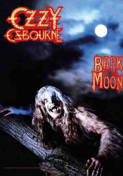 Ozzy Osbourne - Bark At The Moon Flag