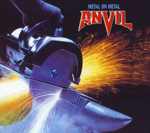 Anvil - Metal On Metal - [Canadian Import] - CD