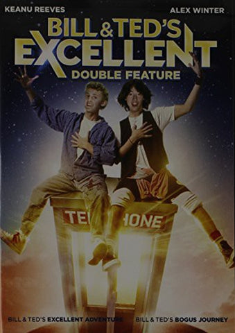 Bill & Ted's - Excellent Double Feature - 2014 - (Widescreen) - DVD
