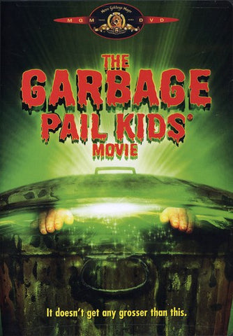 The Garbage Pail Kids Movie - WS - 1987/2005/2015 - DVD Or Blu-ray