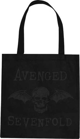 Avenged Sevenfold - Deathbat Tote Bag