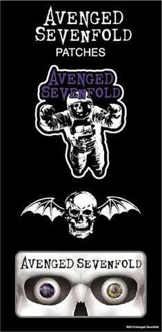 Avenged Sevenfold - Patch Set