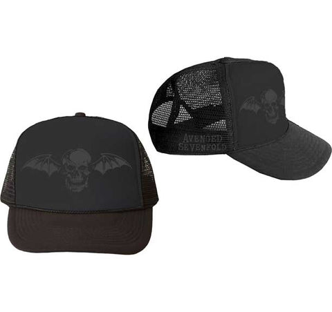 Avenged Sevenfold - Deathbat Trucker Hat