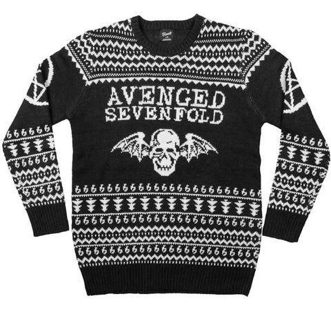Avenged Sevenfold - Crewneck Sweater