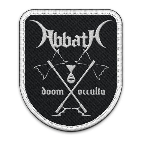 Abbath - Occulta Rounded Collector's Patch