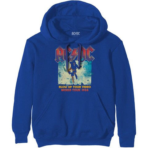 AC/DC - Blow Up Your Video Pullover Hoodie (UK Import)