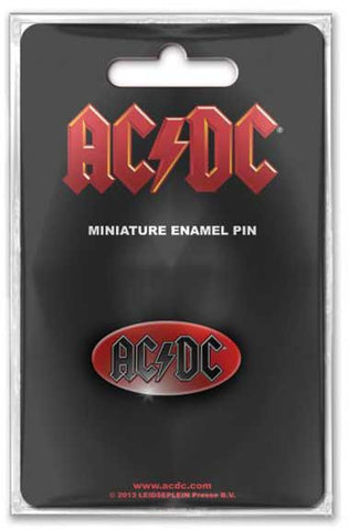AC/DC - Lapel Pin Badge