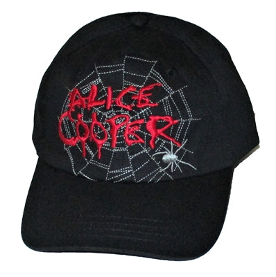 Alice Cooper - Web Hat