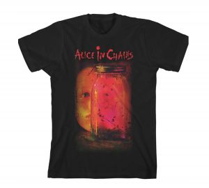 Alice in Chains - Jar of Flies T-Shirt