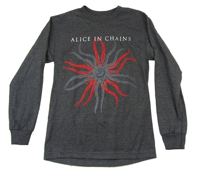 Alice In Chains - Fossilized Longsleeve Shirt