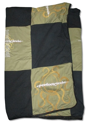 A Perfect Circle - Fleece Blanket