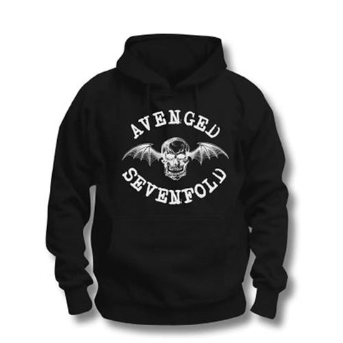 Avenged Sevenfold - Logo Pullover Hoodie (UK Import)