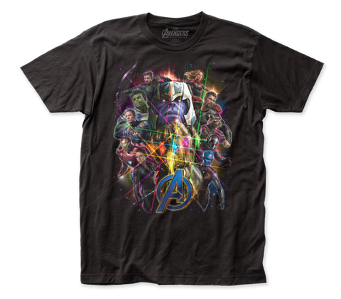 Avengers - Endgame - Endgame Group - T-Shirt