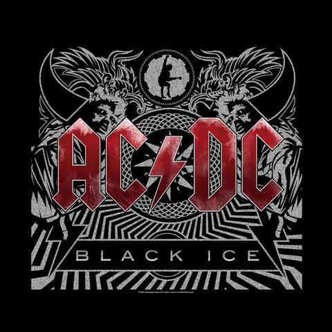AC/DC - Black Ice - Bandana (UK Import)