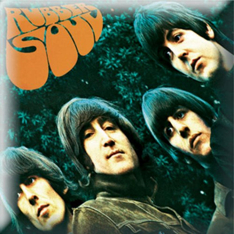 The Beatles - Rubber Soul Lapel Pin Badge (UK Import)