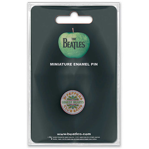 The Beatles - Sgt Pepper Lapel Pin Badge (UK Import)