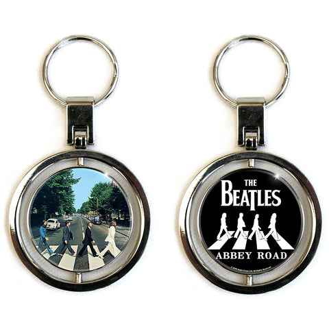The Beatles - Abbey Road (Spinner) Keychain (UK Import)