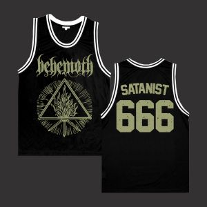 Behemoth - Holy Trinity Basketball Jersey