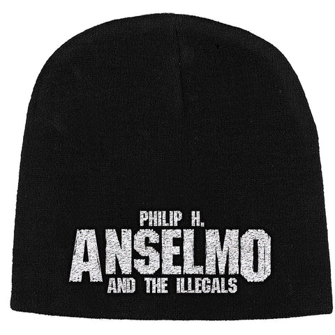 Phil H. Anselmo & The Illegals - Logo - Beanie (UK Import)