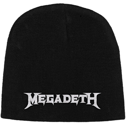 Megadeth - Logo - Beanie (UK Import)