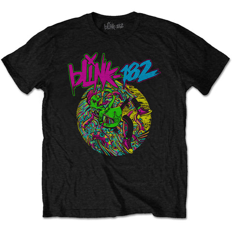 Blink-182 - Overboard Event T-Shirt (UK Import)