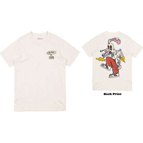 Blink-182 - Roger Rabbit T-Shirt (UK Import)