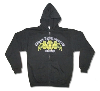 Black Label Society - Skullage Zip Up Hoodie