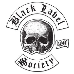 Black Label Society - Back Patch Set